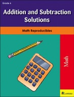 Addition and Subtraction Solutions