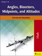 Angles, Bisectors, Midpoints, and Altitudes