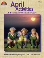 April Activities (Enhanced eBook)