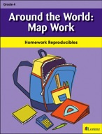 Around the World: Map Work