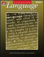 Assessing Language - Grade 7 (Enhanced eBook)