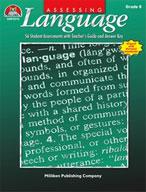 Assessing Language - Grade 8