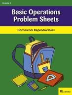 Basic Operations Problem Sheets