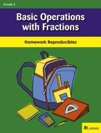 Basic Operations with Fractions