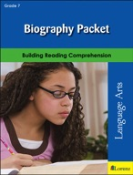 Biography Packet