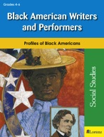 Black American Writers and Performers