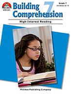 Building Comprehension - Grade 7 (Enhanced eBook)