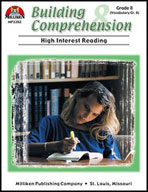 Building Comprehension - Grade 8 (Enhanced eBook)