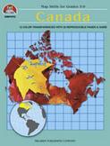 Canada Map Skills