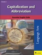 Capitalization and Abbreviation