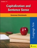 Capitalization and Sentence Sense
