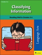 Classifying Information