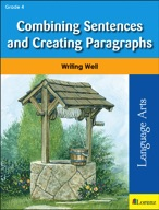 Combining Sentences and Creating Paragraphs