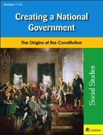 Creating a National Government