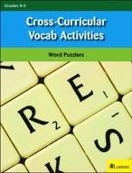 Cross-Curricular Vocab Activities