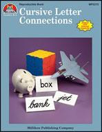Cursive Letters Connections (Enhanced eBook)