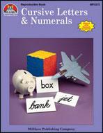 Cursive Letters & Numerals (Enhanced eBook)