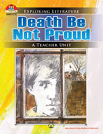 Death Be Not Proud: Literature Resource Guide (Enhanced eBook)