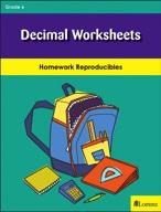 Decimal Worksheets