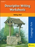 Descriptive Writing Worksheets