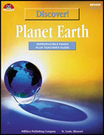 Discover! Planet Earth (Enhanced eBook)