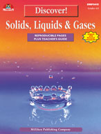 Discover! Solids, Liquids & Gases (Enhanced eBook)