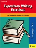 Expository Writing Exercises