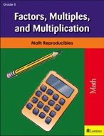Factors, Multiples, and Multiplication