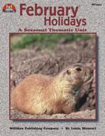 February Holidays (Enhanced eBook)