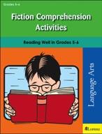 Fiction Comprehension Activities