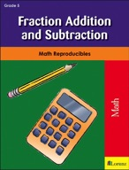 Fraction Addition and Subtraction