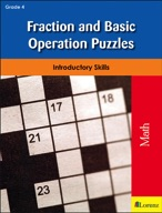 Fraction and Basic Operation Puzzles: Introductory Skills
