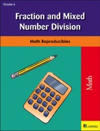 Fraction and Mixed Number Division