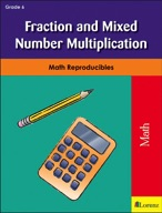 Fraction and Mixed Number Multiplication