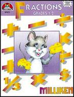 Fractions - Grades 1-2 (Enhanced eBook)