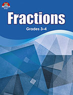 Fractions - Grades 3-4 (Enhanced eBook)