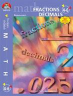 Fractions and Decimals: Grades 4,5,6 (Enhanced eBook)