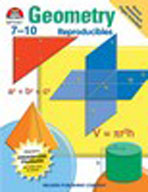 Geometry - Grades 7-10 (Enhanced eBook)