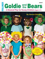 Goldie and the Bears (Enhanced eBook)