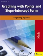 Graphing with Points and Slope-Intercept Form