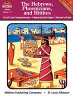 Hebrews, Phoenicians and Hittites