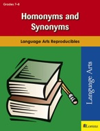 Homonyms and Synonyms