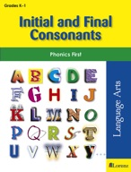 Initial and Final Consonants