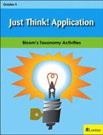 Just Think! Application - Gr 5