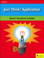 Just Think! Application - Gr 6
