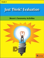 Just Think! Evaluation - Gr 4