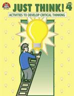Just Think! Grade 4 (Enhanced eBook)