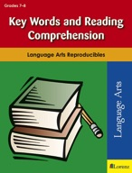 Key Words and Reading Comprehension
