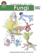 Kingdoms of Life - Fungi (Enhanced eBook)