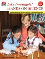 Lets Investigate Hands On Science Grades 1-2 (Enhanced eBook)